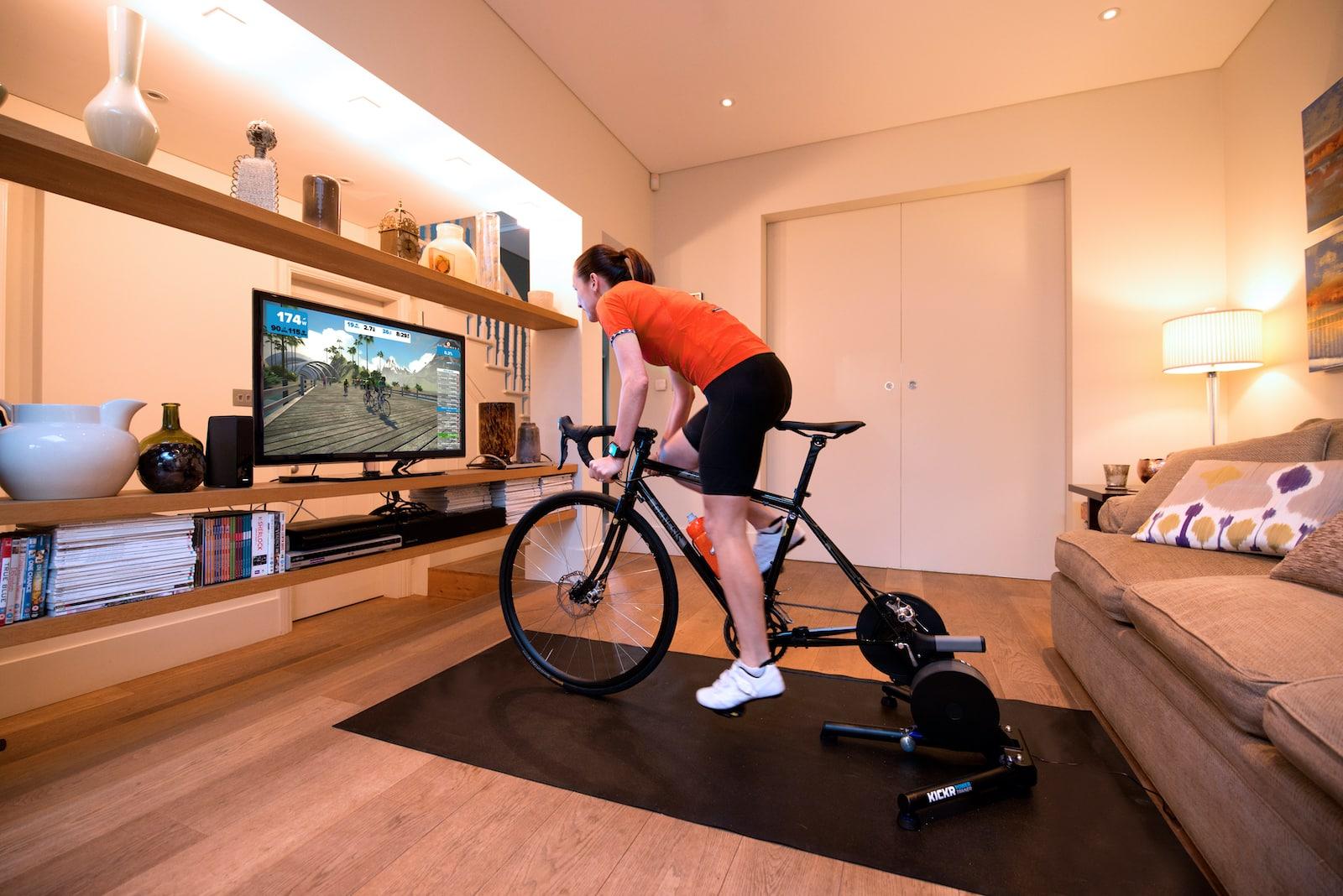 Entrenamiento Indoor con Bicicleta