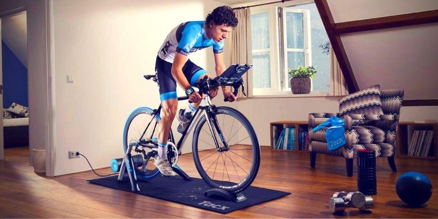 rodillo bicicleta principiante