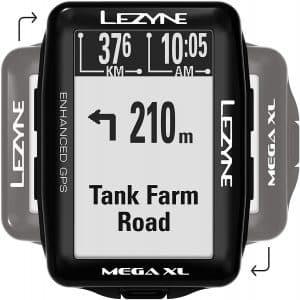 Cuentakilómetros bicicleta LEZYNE Mega XL